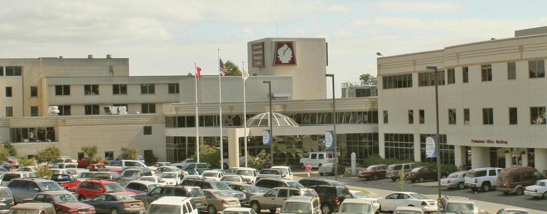 AMMC › Healthcare Services & Wellness Center- Arkansas